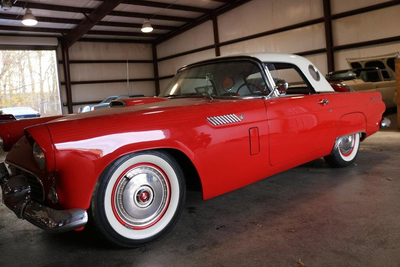 1956 Ford Thunderbird Gaa Classic Cars