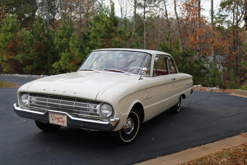 Rain Guards For Cars >> 1961 Ford Falcon | GAA Classic Cars
