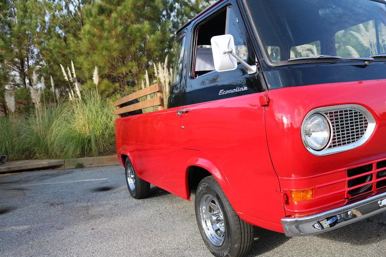 1963 ford econoline gaa classic cars. Black Bedroom Furniture Sets. Home Design Ideas
