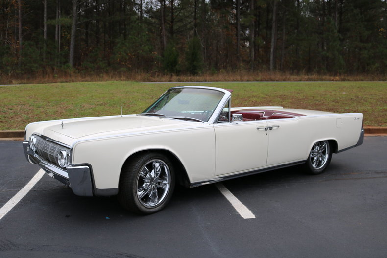1964 lincoln continental my classic garage. Black Bedroom Furniture Sets. Home Design Ideas