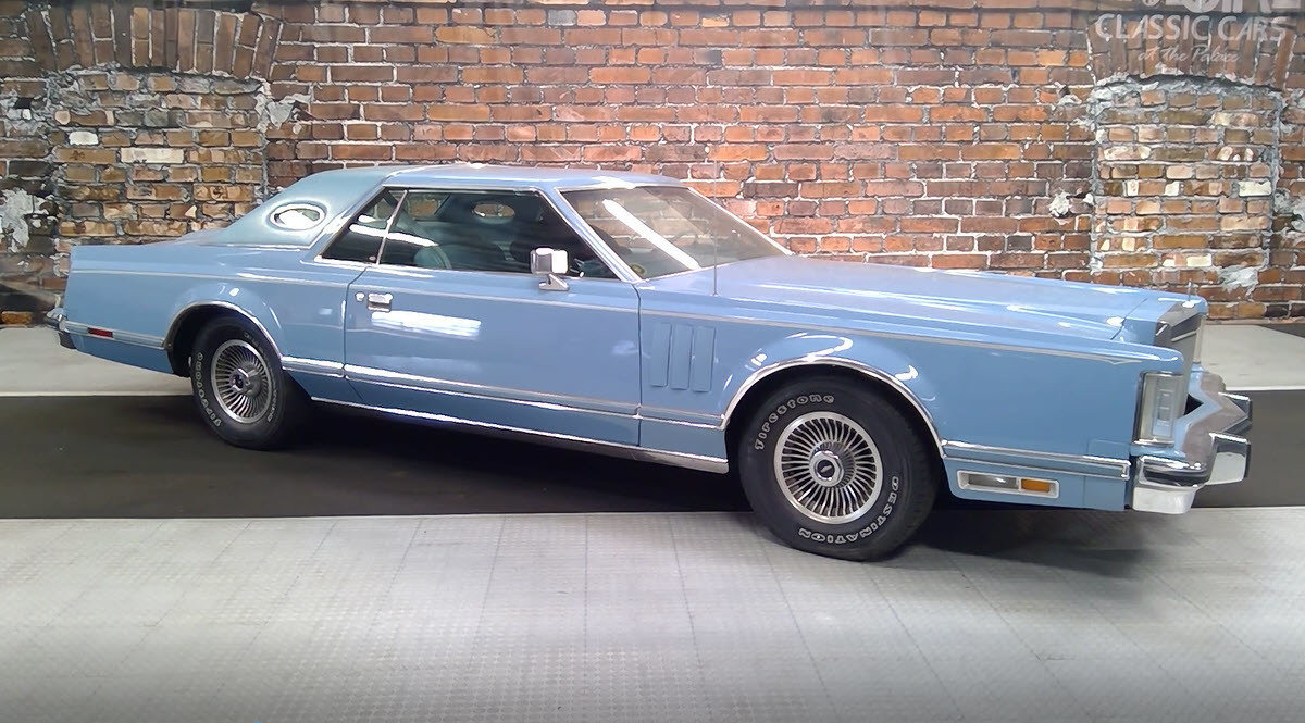 1979 Lincoln Continental Mark V Cartier Edition Hd Wallpaper Pictures 79 Wiring Diagram Mins Harness Rotary Dimmer