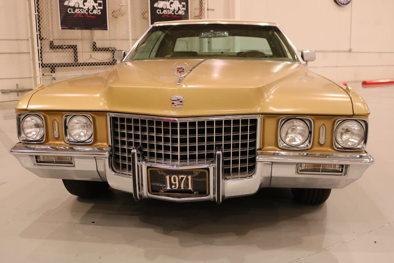 1971 cadillac coupe deville gaa classic cars. Black Bedroom Furniture Sets. Home Design Ideas