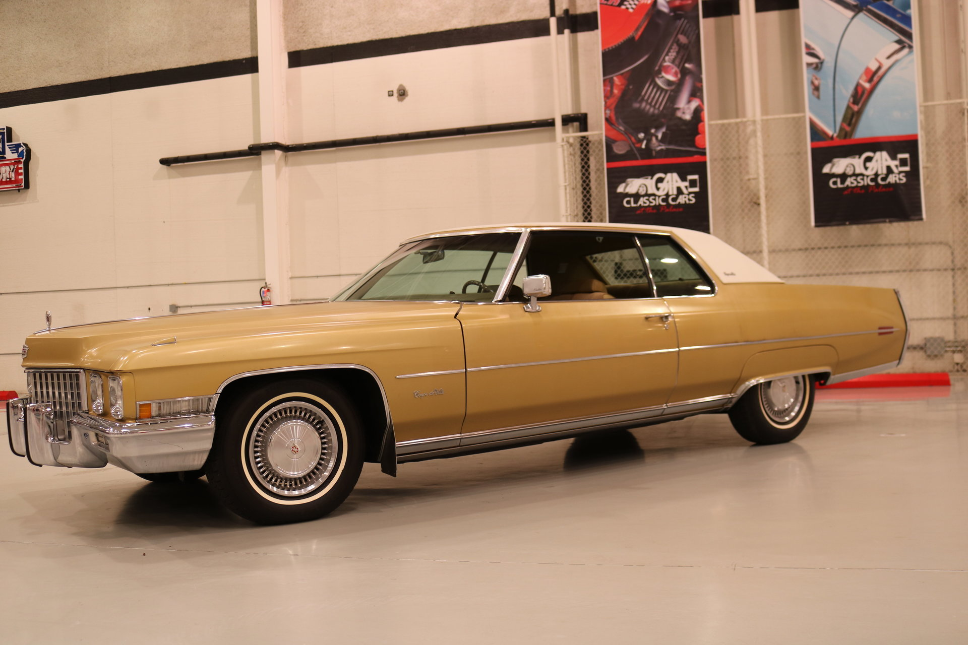 1971 Cadillac Coupe DeVille | GAA Classic Cars