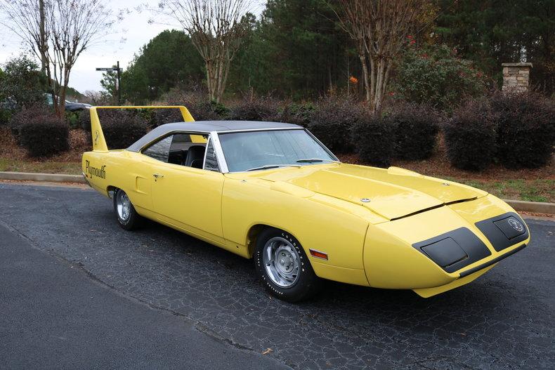 1970年 プリムス スーパー・バード 440