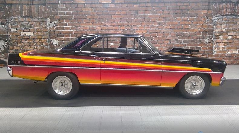 Norwalk Auto Auction >> 1966 Chevrolet Nova | GAA Classic Cars
