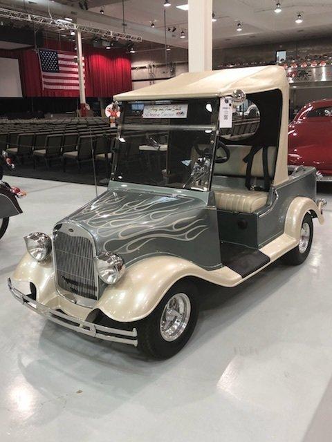 Norwalk Auto Auction >> 2012 Golf Cart Custom   GAA Classic Cars