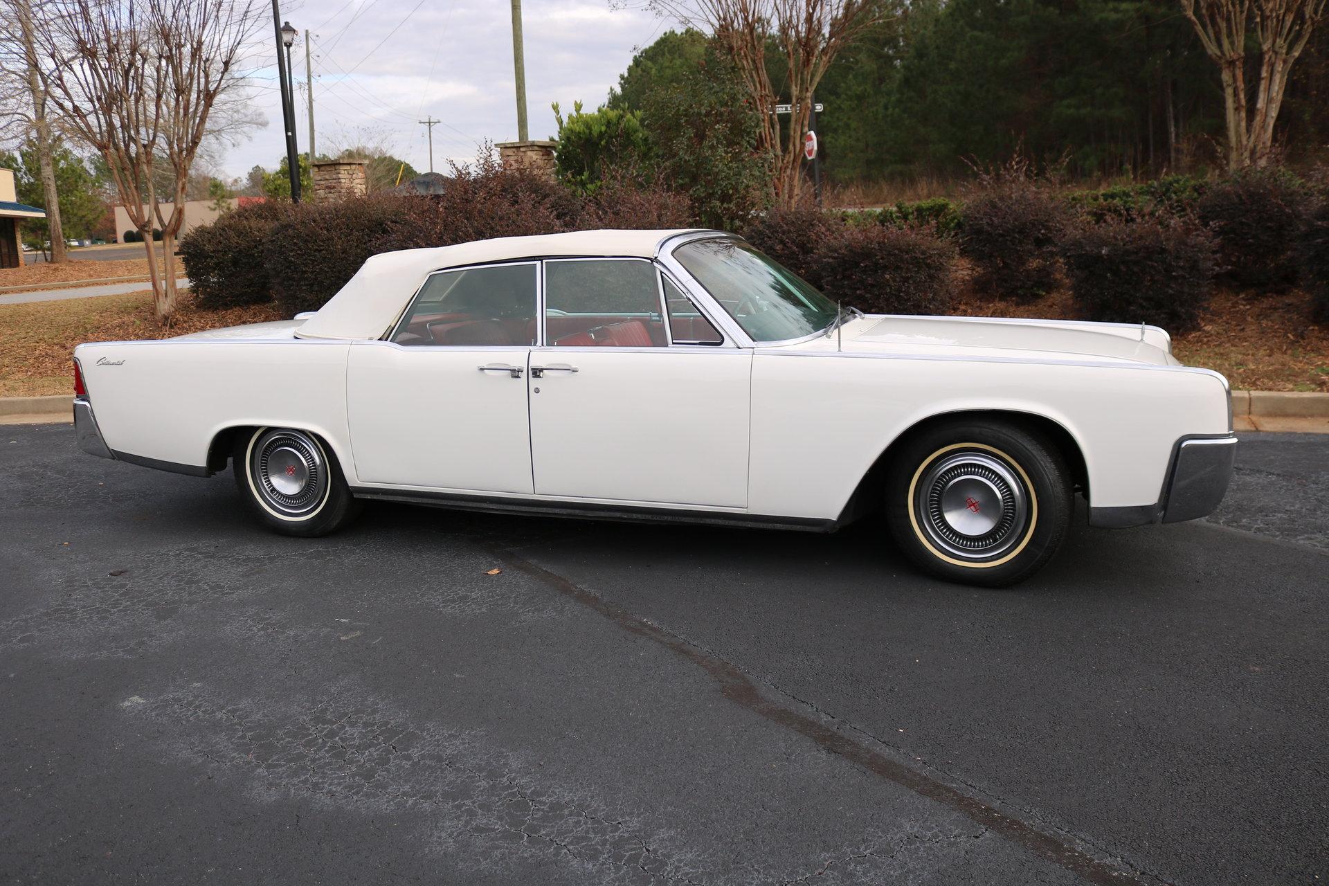 1964 Lincoln Continental | GAA Classic Cars