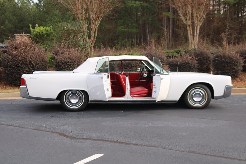 1964 lincoln continental gaa classic cars. Black Bedroom Furniture Sets. Home Design Ideas