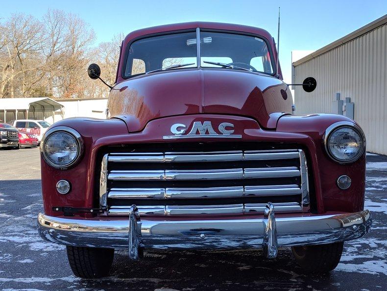 1953 gmc 3100 gaa classic cars for 1953 gmc 5 window