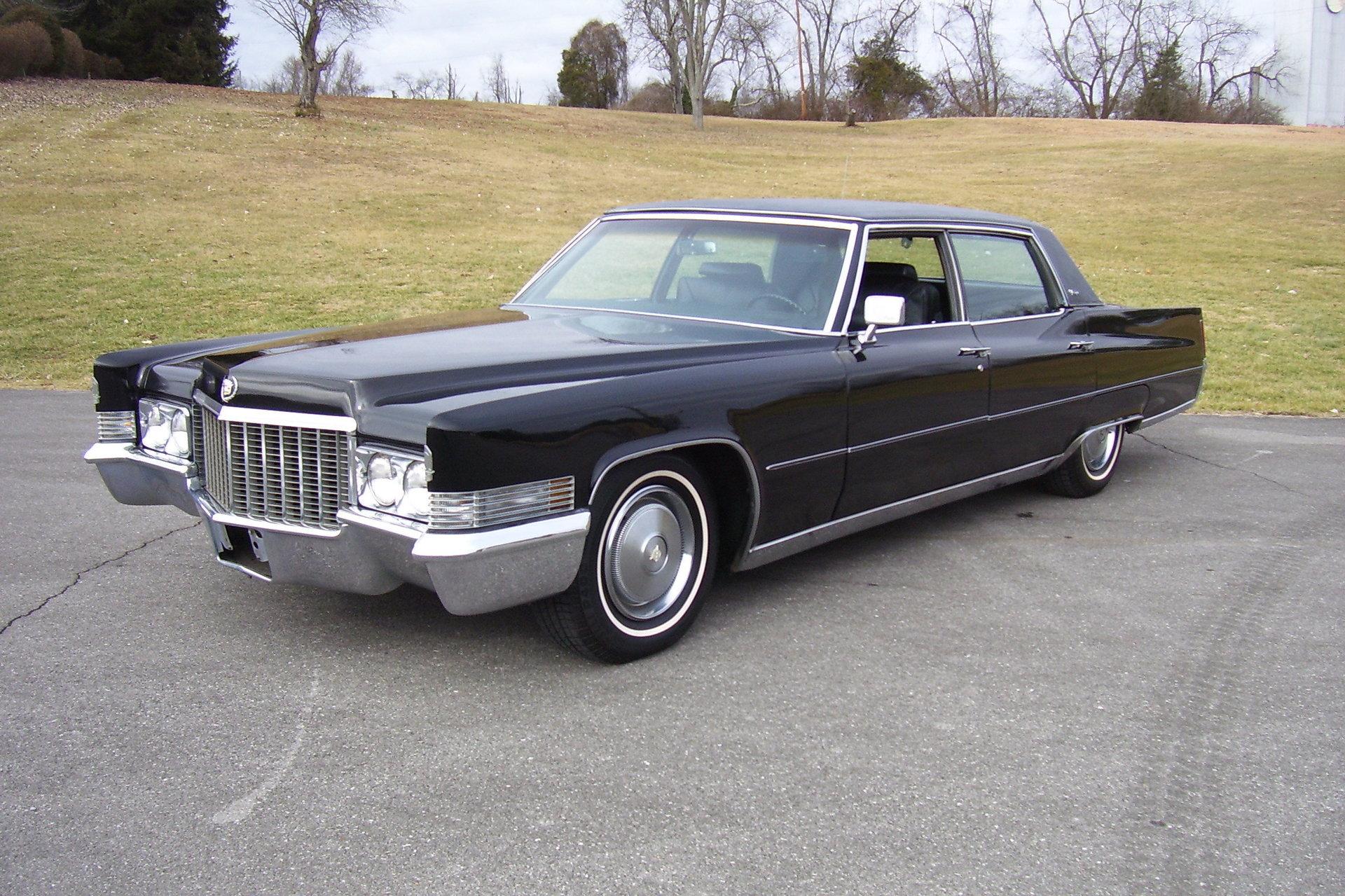 1970 Cadillac Fleetwood   GAA Classic Cars
