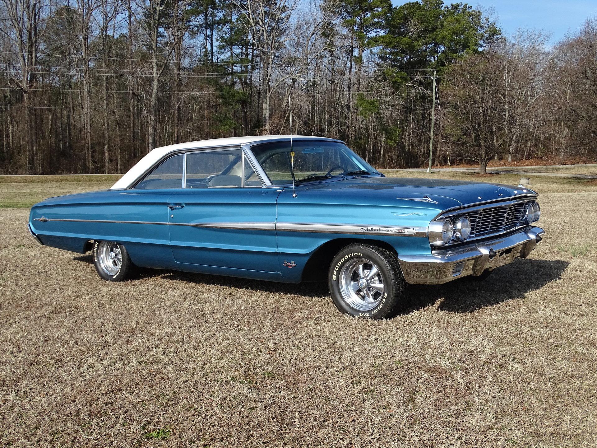 The Reserve Greensboro >> 1964 Ford Galaxie   GAA Classic Cars