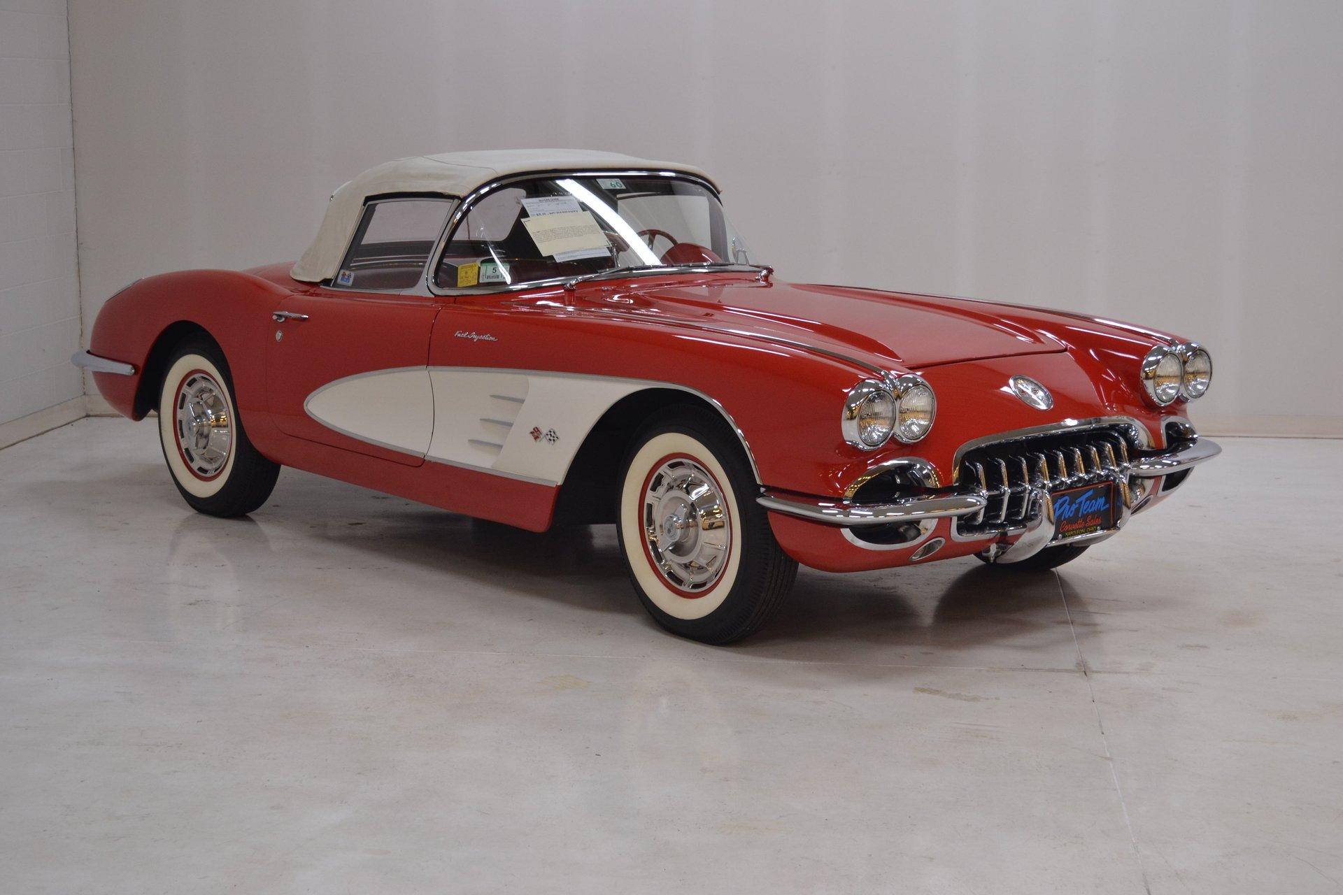 6104167917789 hd 1960 chevrolet corvette