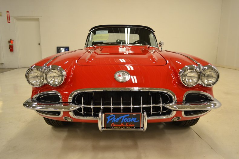 6111779920790 low res 1958 chevrolet corvette