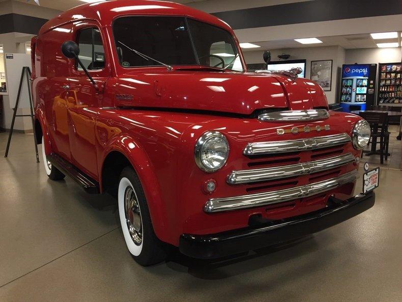 Norwalk Auto Auction >> 1948 Dodge Panel Truck | GAA Classic Cars