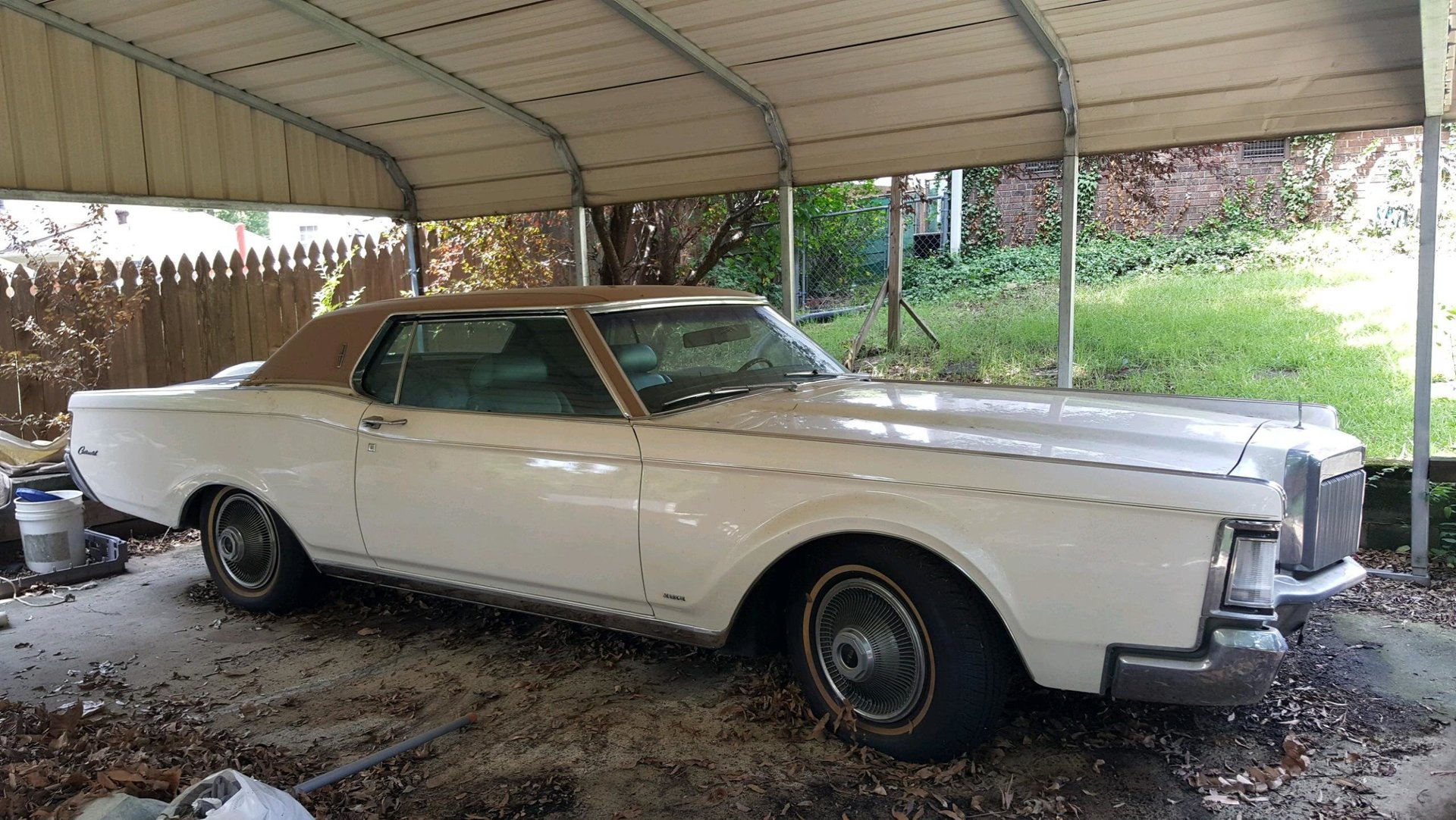 Norwalk Auto Auction >> 1969 Lincoln Continental | GAA Classic Cars