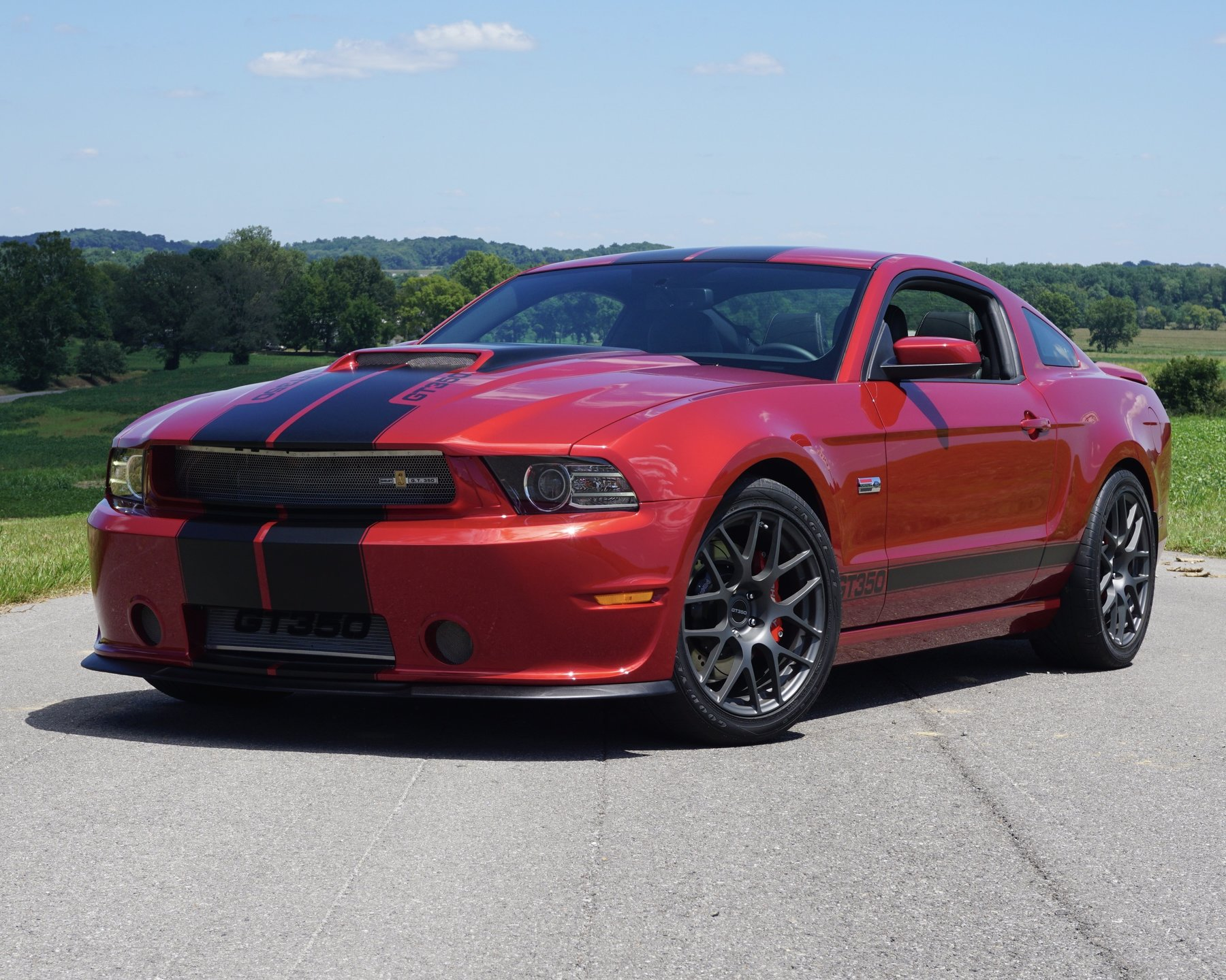 2013 Ford Shelby Gt350 For Sale 90417 Mcg