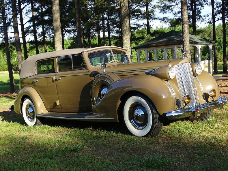 1938 1938 Packard 1608 For Sale