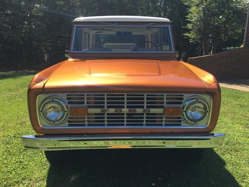 Enchanting 1974 Ford Bronco Specs Component - Electrical and Wiring ...