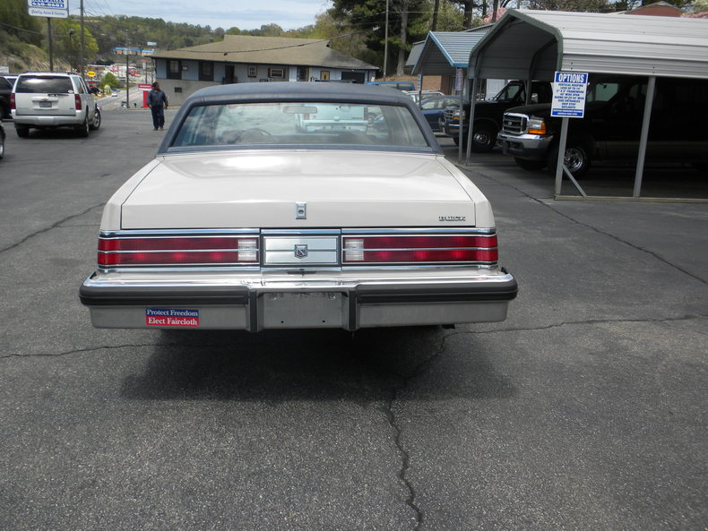 1983 1983 Buick Electra For Sale