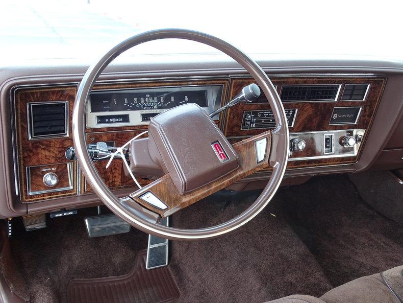 1984 Oldsmobile 98 Gaa Classic Cars