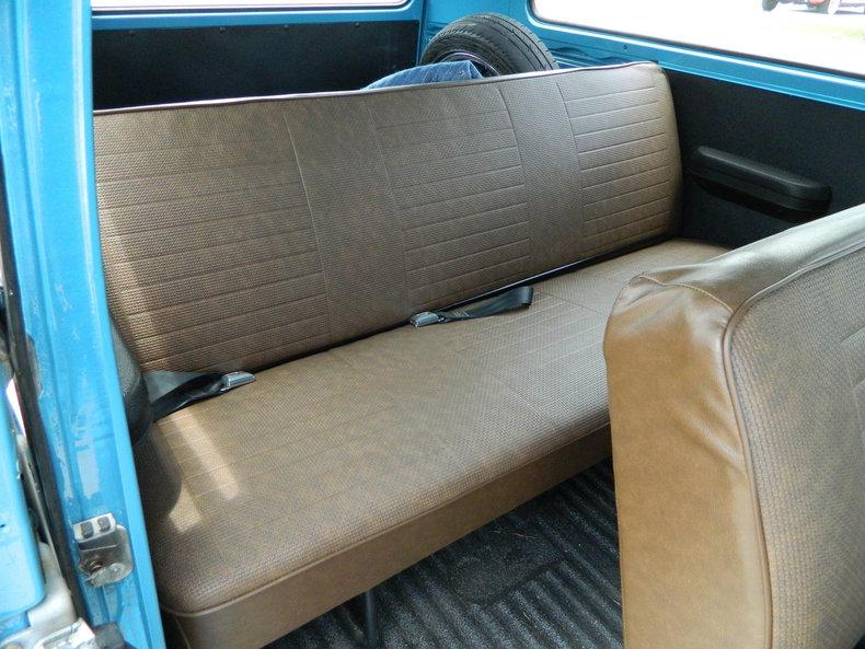1979 1979 Volkswagen Bus For Sale