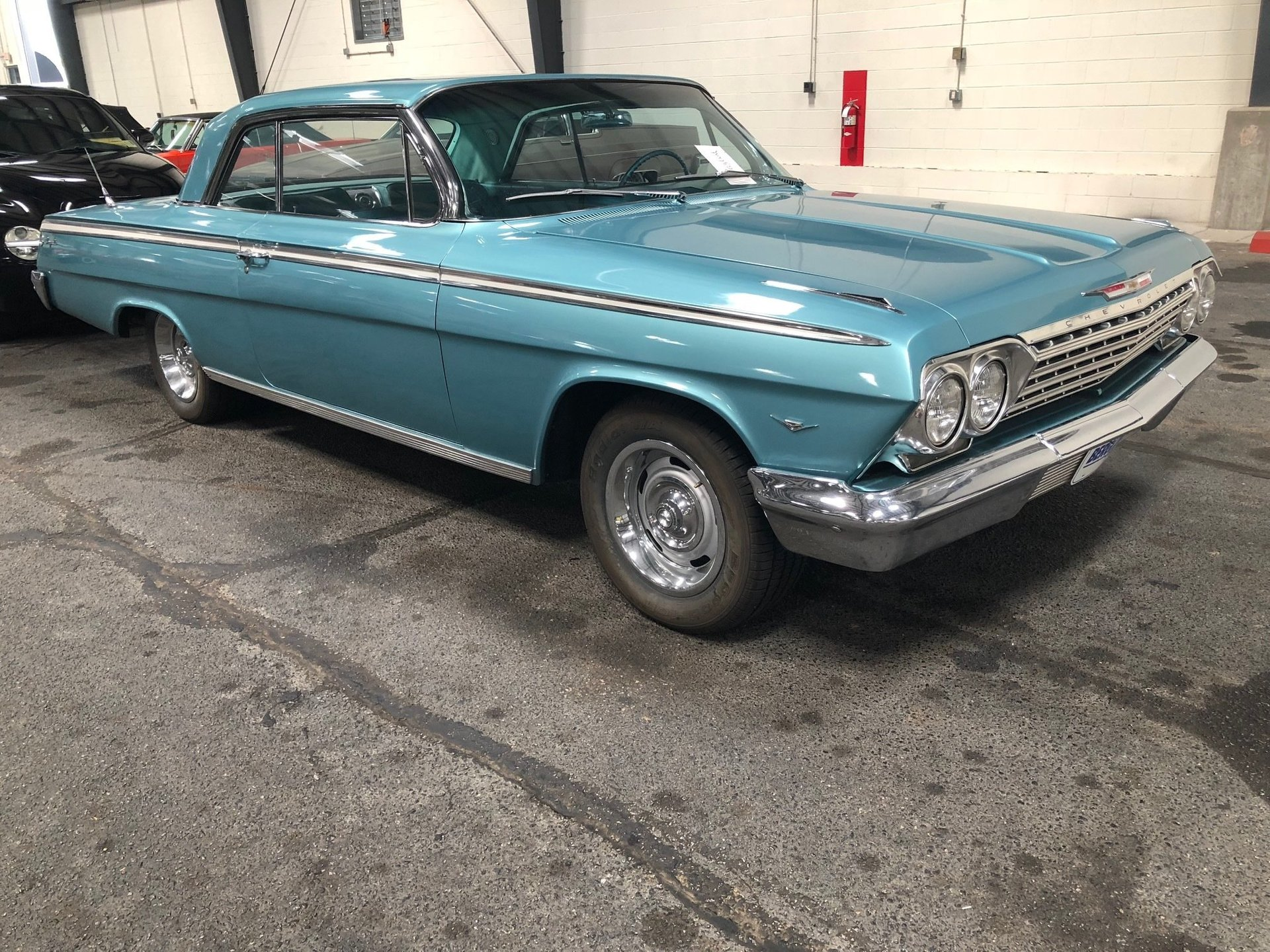 Norwalk Auto Auction >> 1962 Chevrolet Impala | GAA Classic Cars