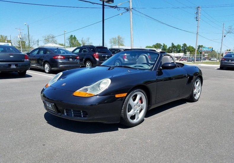 2002 Porsche Boxster S For Sale All Collector Cars