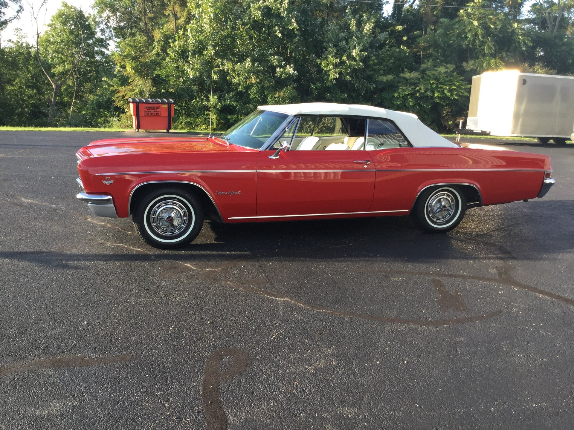 1966 Chevrolet Impala Gaa Classic Cars Ss 78034ed321b01 Hd