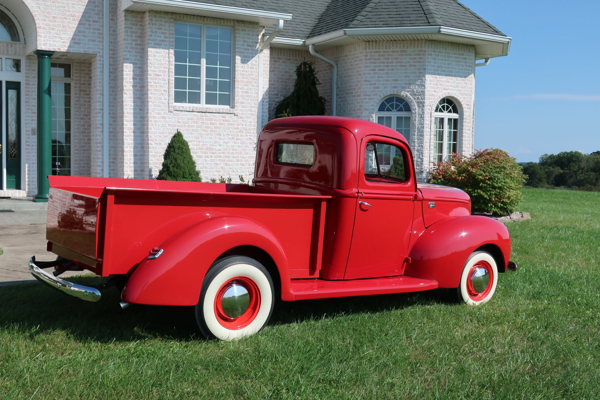 1941 Ford F100 V8 For Sale Mcg 1920x1280