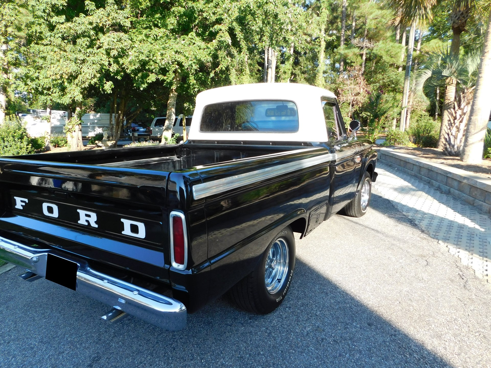 1966 Ford F100 For Sale 100743 Mcg 1955 Pro Street