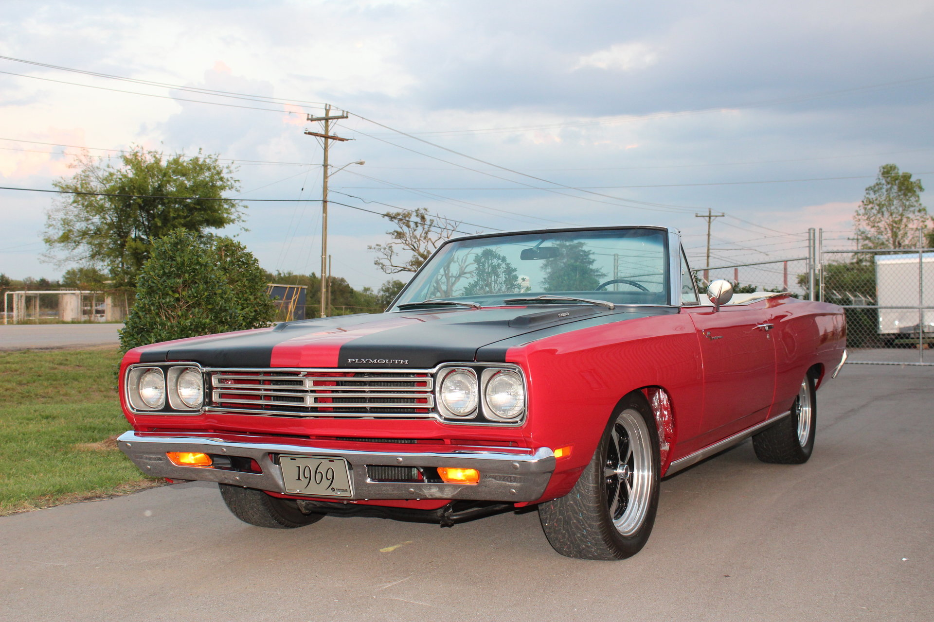 Norwalk Auto Auction >> 1969 Plymouth Road Runner for sale #102004 | MCG