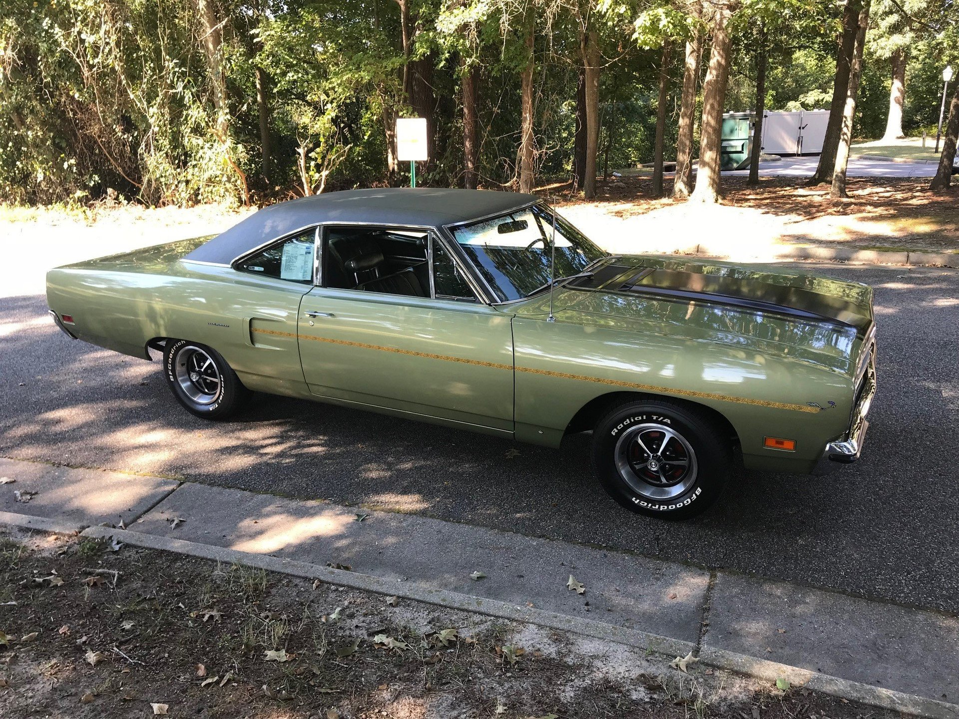 1970 plymouth road runner gaa classic cars. Black Bedroom Furniture Sets. Home Design Ideas