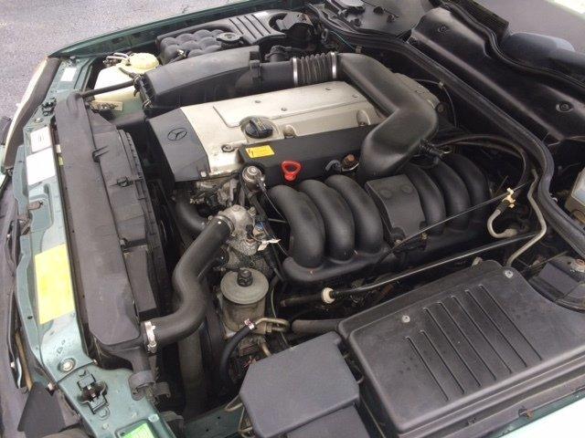 Mercedes Benz Of Greensboro >> 1994 Mercedes-Benz SL320   GAA Classic Cars