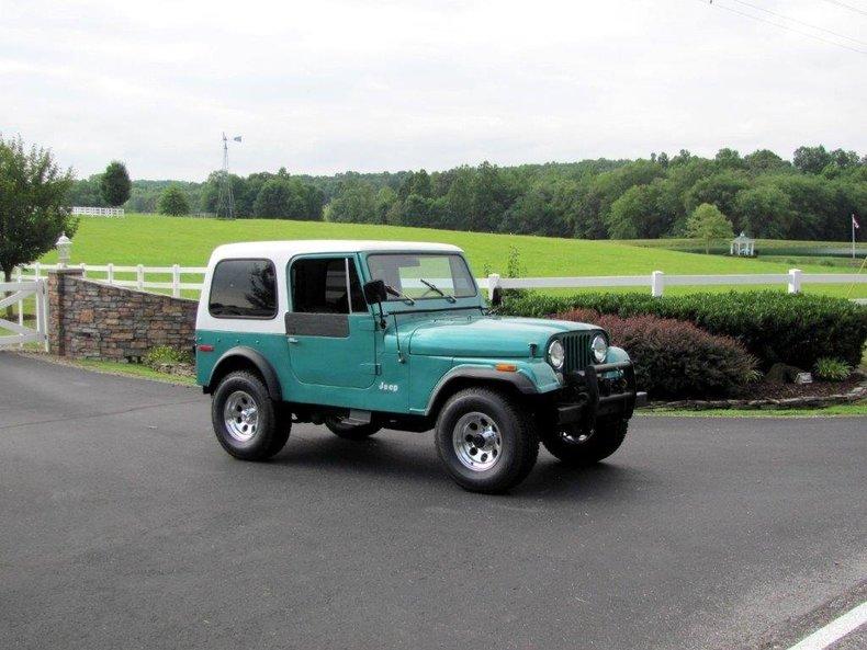 1977 Jeep CJ-7 | GAA Classic Cars