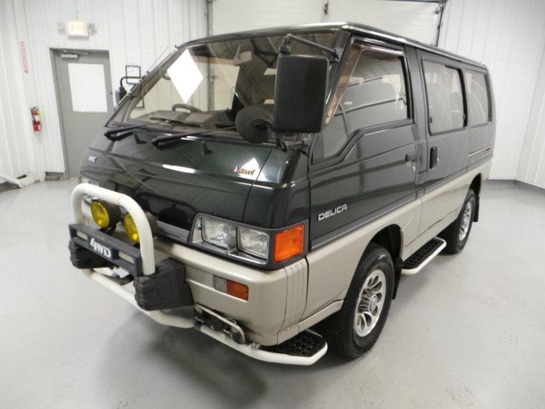 1988 Mitsubishi DELICA