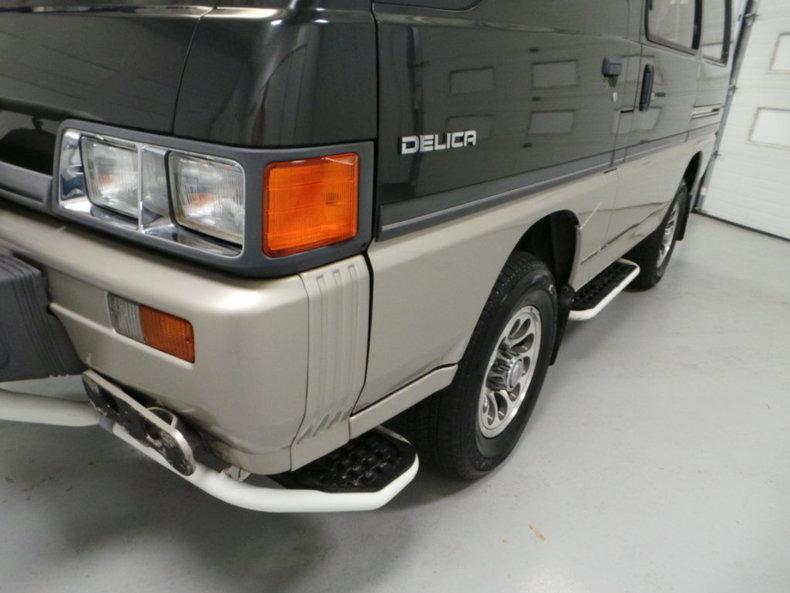 Norwalk Auto Auction >> 1988 Mitsubishi DELICA   GAA Classic Cars