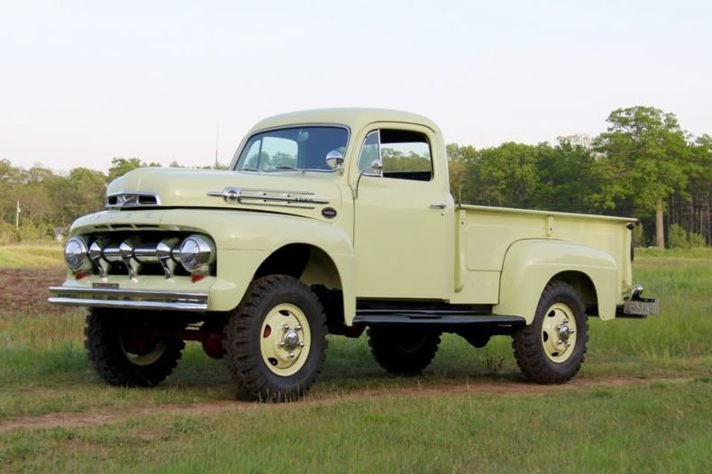 1952 Ford F3