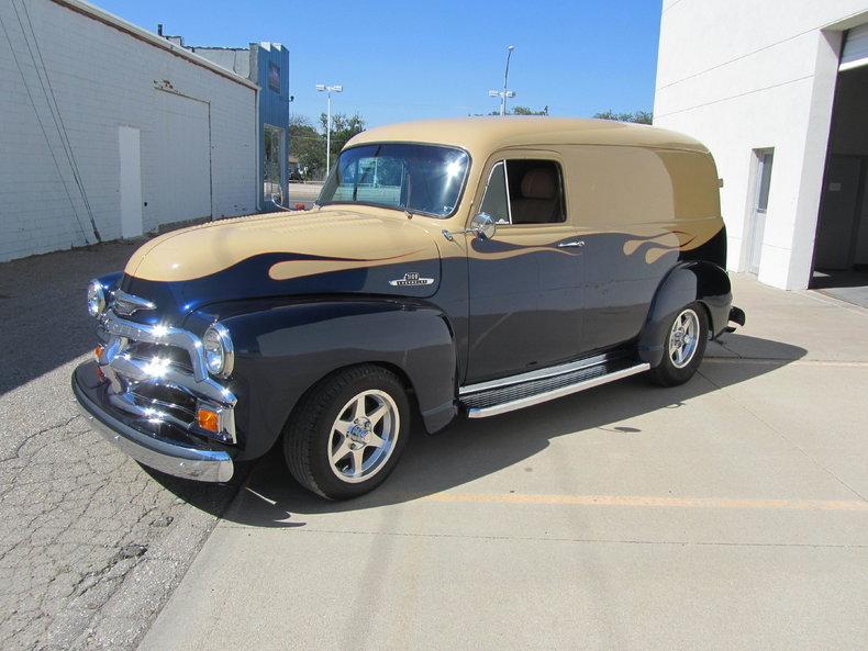 1955 Chevrolet Custom Panel