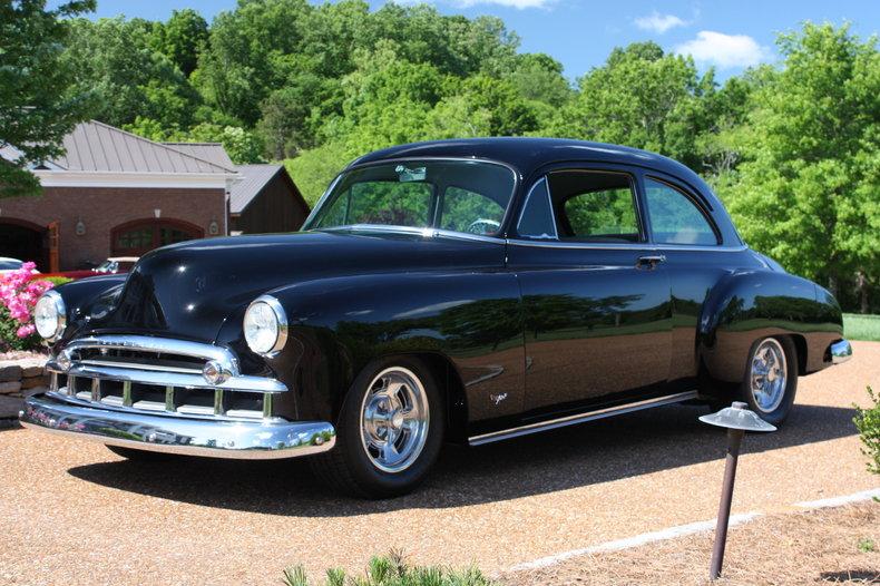 1949 Chevrolet Special Deluxe
