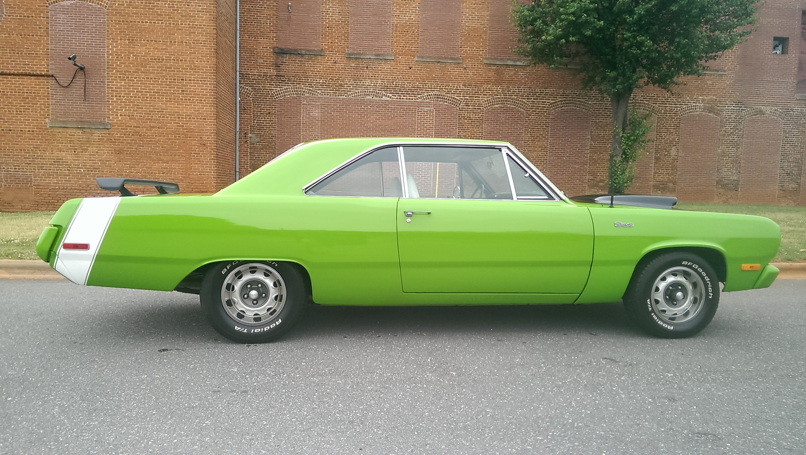 1972 plymouth scamp gaa classic cars. Black Bedroom Furniture Sets. Home Design Ideas