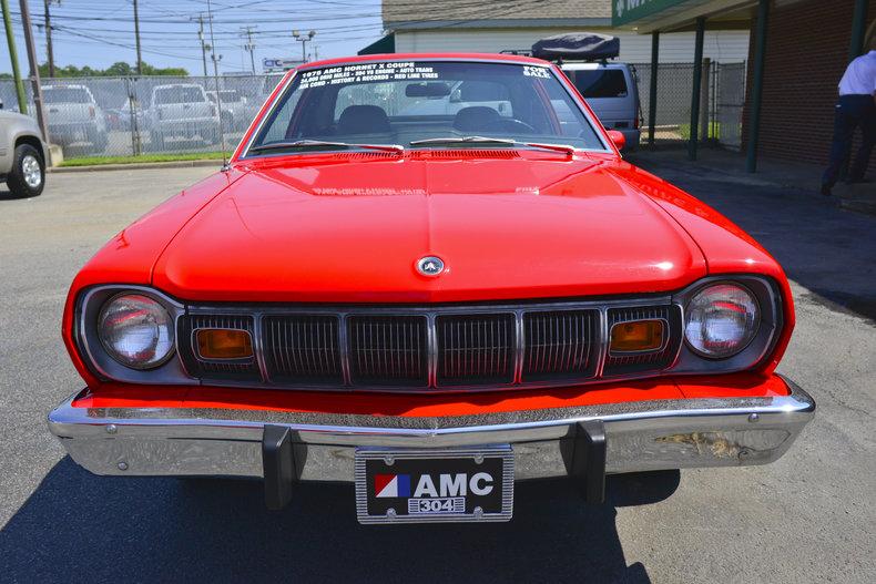 1975 AMC Hornet