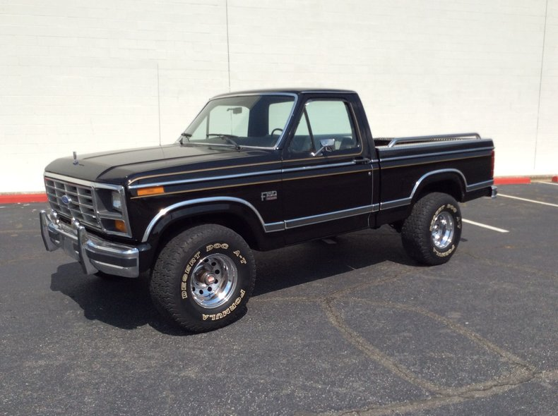 1983 Ford F150