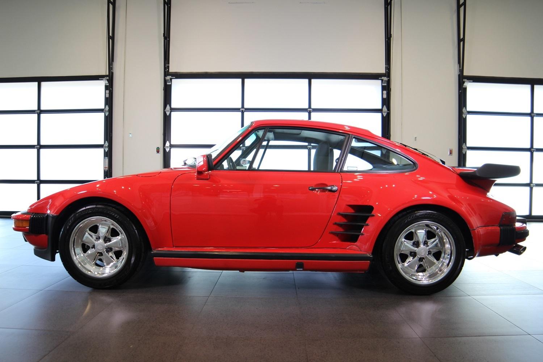 1987 Porsche 911 Turbo Slantnose