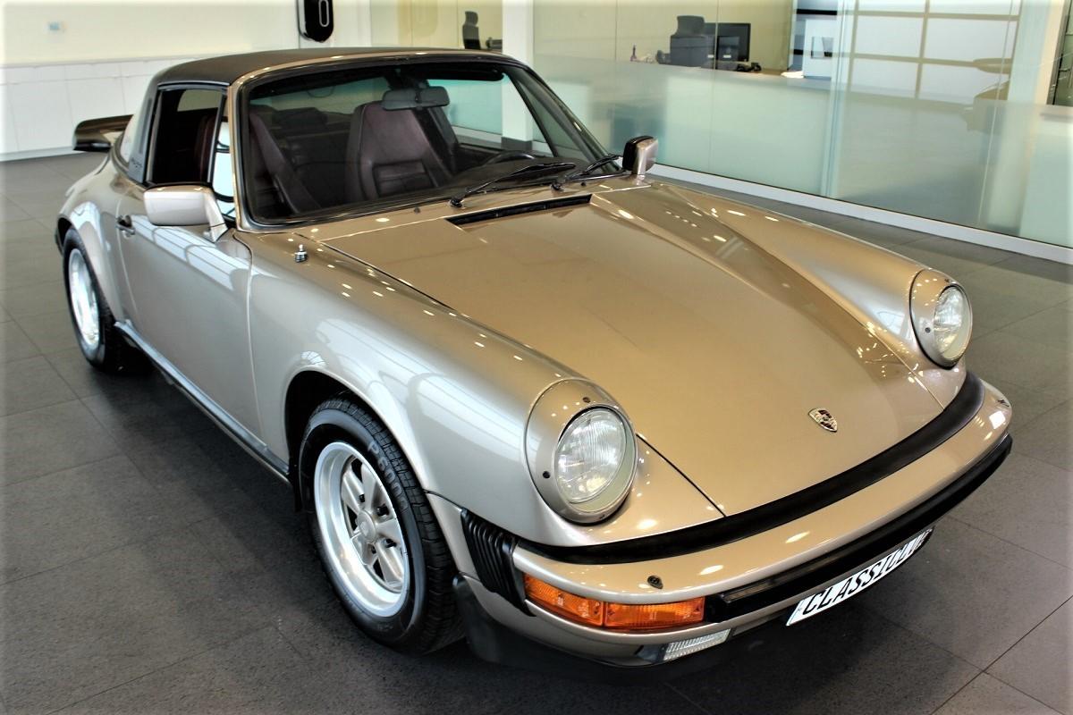 1984 Porsche 911 Targa Gaudin Classic