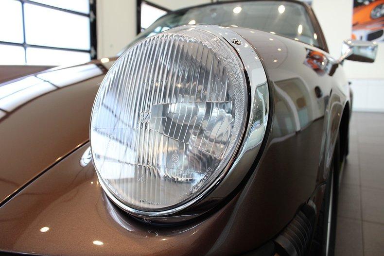 1974 Porsche 911 2.7 MFI Euro