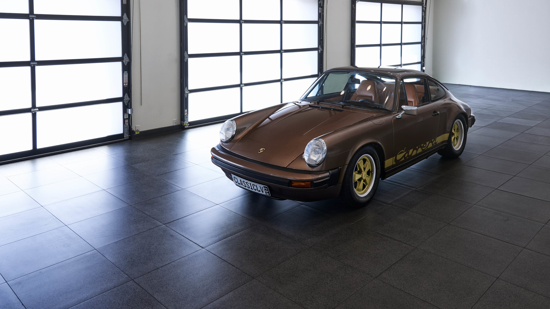 1974 Porsche 911 27 Mfi Euro Gaudin Classic 1973 912 Coupe Type Of Engine