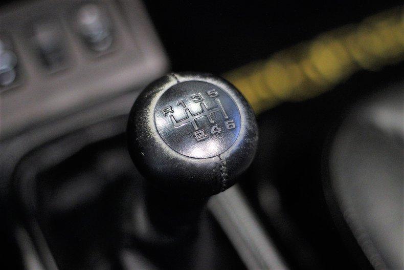 1998 Porsche 911 Carrera Cab