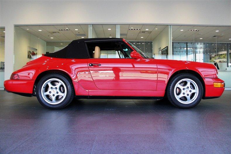 1993 Porsche 911 Carrera