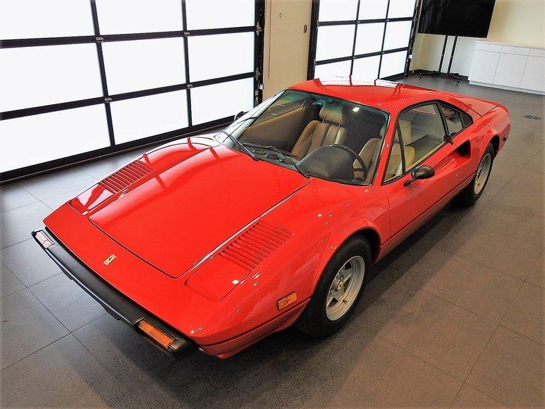 """1976 Ferrari 308 GTB """"Vetroresina"""" For Sale"""
