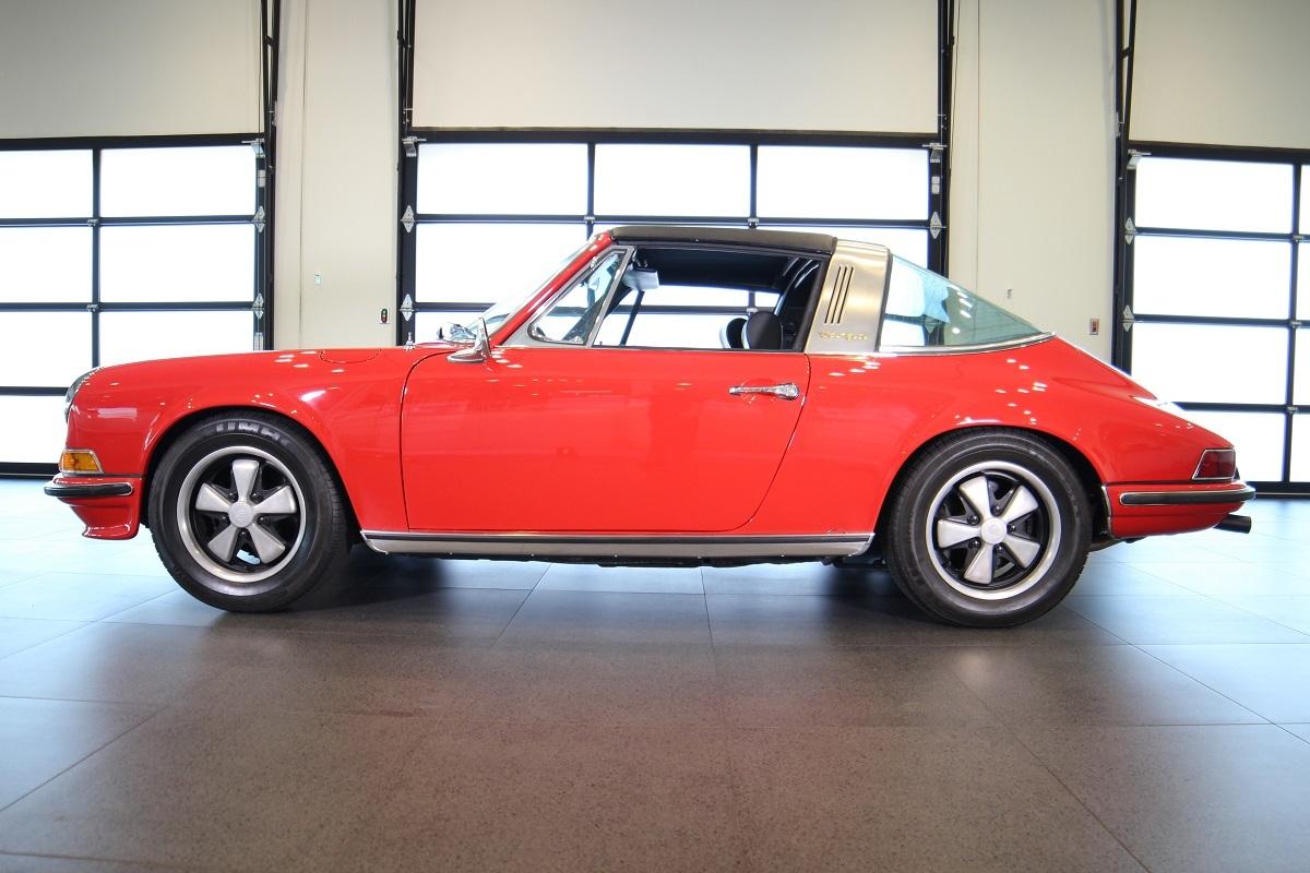 1970 Porsche 911 Targa Gaudin Classic